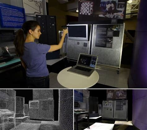 Room Scanner by Handheld 3d Scanner Lets You Digitize Objects And Rooms In