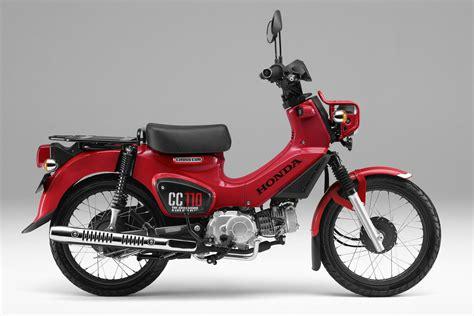 Honda Motorrad Cross by Honda Cross Cub 110 And Cross Cub 50 Lau Visordown