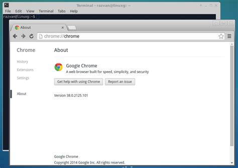 install google web designer in ubuntu linux mint other how to install google chrome 38 stable on the most