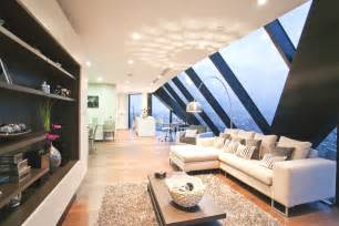luxury penthouse luxury penthouse overlooking london s majestic skyline freshome com