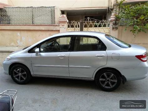 Silplate New City 2005 honda city i dsi vario 2005 for sale in karachi pakwheels