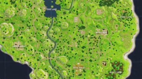 fortnite original map fortnite map vs new fortnite map
