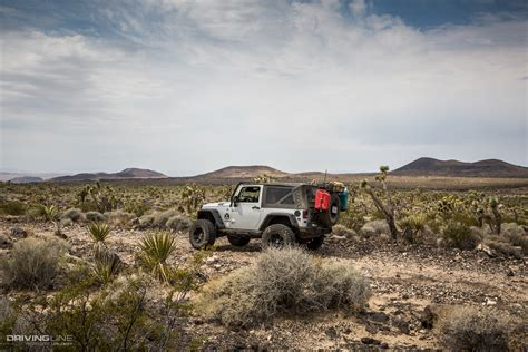 Trail Jeep Aiken Mine Trail Review Volcanic Wheeling In The Mojave