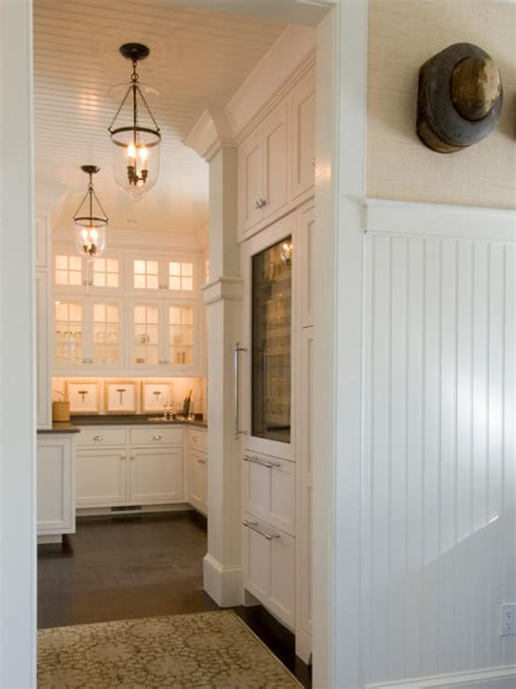 beadboard pantry beadboard kitchen ceiling traditional kitchen lewis