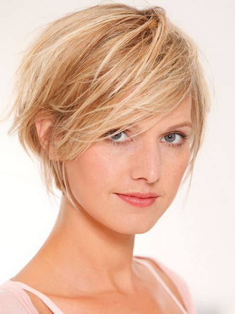 frisuren kurz blond feines haar frisuren testen