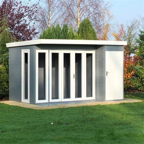 shire aster summerhouse  side storage  elbec