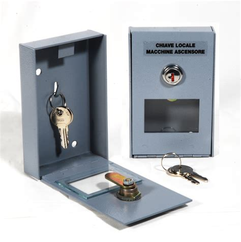 cassetta con cassette chiavi e porta documenti liftparc catalogo