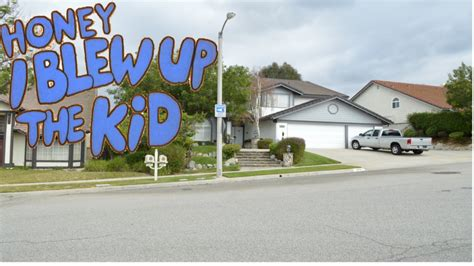up film location honey i blew up the kid filming location youtube