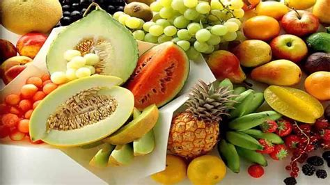 la fruta  beneficio  nuestro cuerpo comida saludable youtube