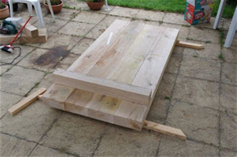 Sleepers Cut To Size by Busy Being Inefficient Diy Project Oak Beam Garden