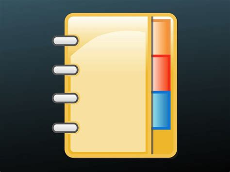 phone book picture phone book icon