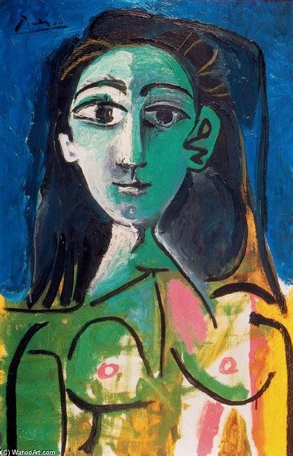 picasso paintings of jacqueline quot portrait of jacqueline quot pablo picasso it