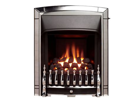 Shallow Gas Fireplace by Valor Slimline Gas Stanningley Firesides