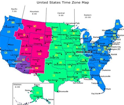 timezone map usa time zone map usa printable new calendar template site