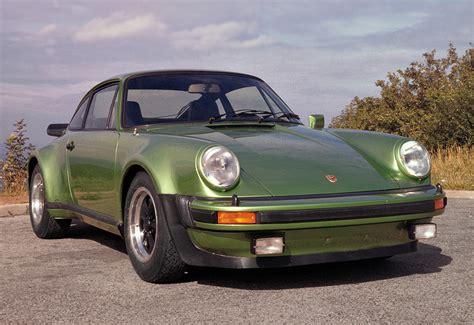 Porsche 911 Turbo 3 0 by 1975 Porsche 911 Turbo 3 0 Coupe 930 характеристики