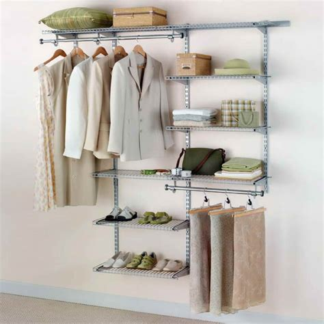 Diy Closet Design by Storage The Most Affordable Diy Closet Organizer
