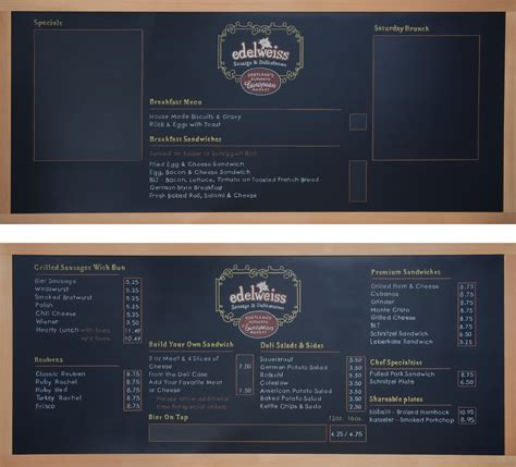 electronic age chalkboard sign chalkboard menu signs by custom chalk menu board for restaurant chalk it up signs
