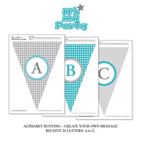 create printable banner online free create free printable banners printable bunting flags or