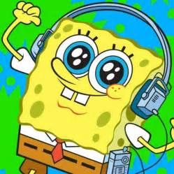 spongebob at spongebob production