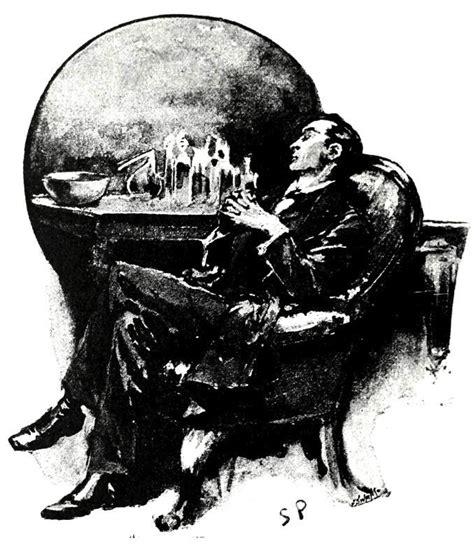 You Asked We Found Holmess Work Bag by I Found Sherlock Half Asleep Illustration To