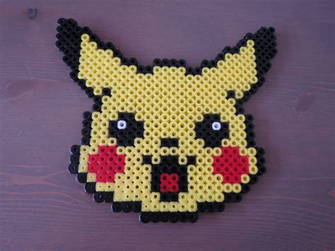 fuse bead pikachu fuse images images