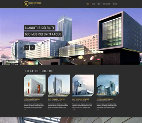 free web mobile 20 free responsive and mobile website templates bittbox