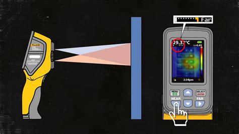 Visual Infrared Thermometer Fluke Vt 02 fluke vt02 visual ir thermometer thermom 232 tre visuel ir