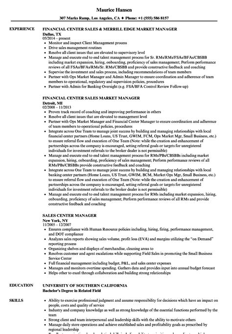 Merrill Lynch Financial Advisor Sle Resume by Merrill Lynch Financial Advisor Sle Resume Purchase Order Forms Free What Should I Write My