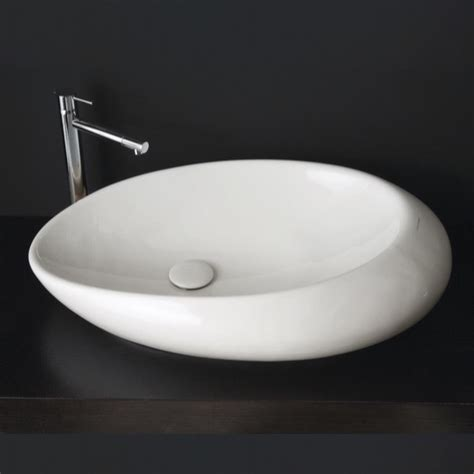 scarabeo bathroom sinks scarabeo 8601 bathroom sink moai nameek s