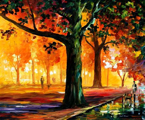 paint nite canvas size the light of the palette knife landscape