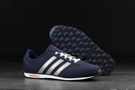 Adidas Neo V Racer Running 5 by Adidas Neo V Racer Pink