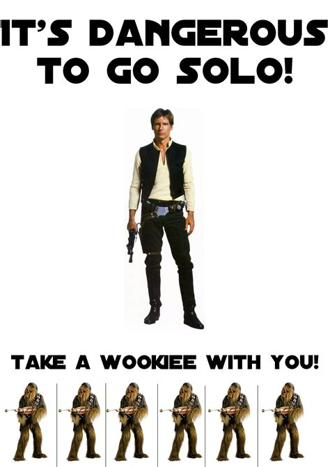 go solo it s dangerous to go solo by reloc3 on deviantart