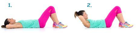 esercizi per gli addominali il crunch