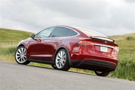Tesla Ground Clearance 2016 Tesla Model X Ground Clearance Specs View