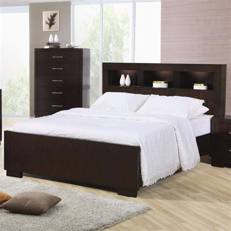 home design bedding beautiful bed design ideas comes with espresso color wooden bed frame and rectangle shape