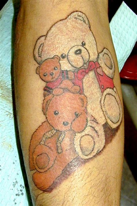 teddy bear tattoos designs tattoos and designs page 61