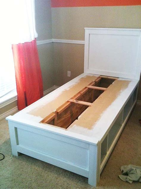 how to make a twin bed frame 92 best images about bed ideas on pinterest diy platform