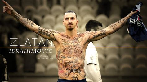 zlatan ibrahimovic tattoos zlatan ibrahimovic tattoos show wallpaper free sports