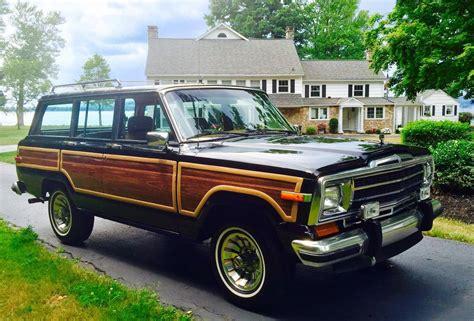 old jeep grand wagoneer 1986 jeep grand wagoneer for sale 1843968 hemmings