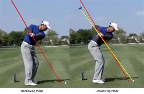 correct golf swing plane proper swing plane pictures to pin on pinterest pinsdaddy