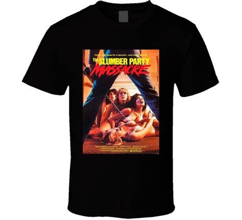t shirt slumer 1 slumber 80s cult classic horror t