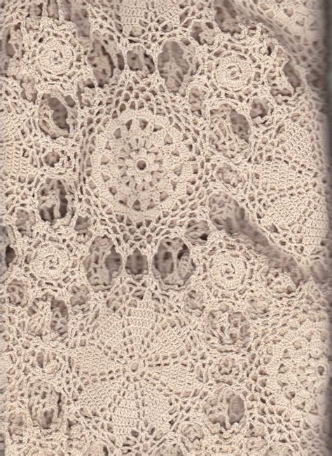 snowflake pattern tablecloth country style snowflake crochet lace tablecloths the