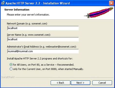 xp installing apache 2 2 service failed monx digital library learn to install apache mysql php