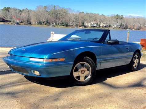 1990 buick reatta convertible sold 1990 buick reatta convertible 12 500