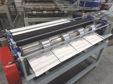 sheet metal gang slitter