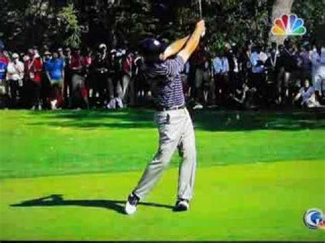 super slow motion golf swing steve stricker super slow motion ryder cup 2012 golf