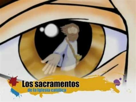 dibujos de los 7 sacramentos los sacramentos para ni 241 os youtube