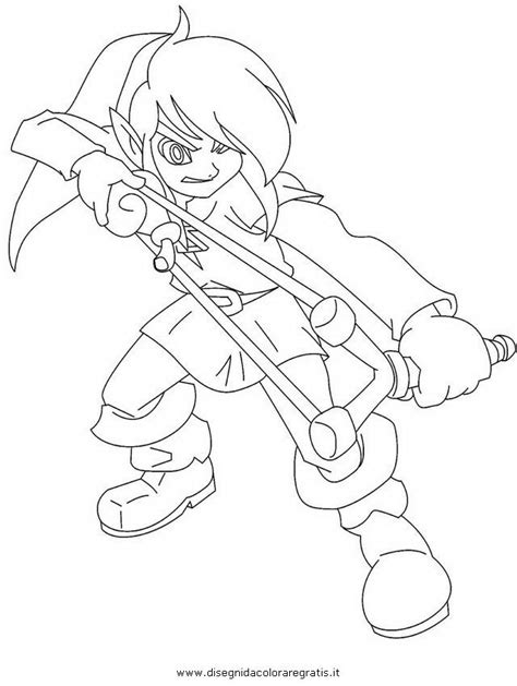 toon link coloring pages az coloring pages