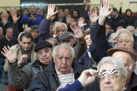 cual sera el aumento a jubilados en argentina el aumento a los jubilados ser 225 del 12 65 mendoza post