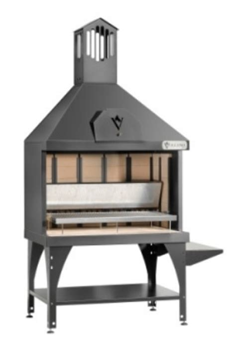 camini barbecue barbecue caminetto a legna modello vckt 860 vulcano